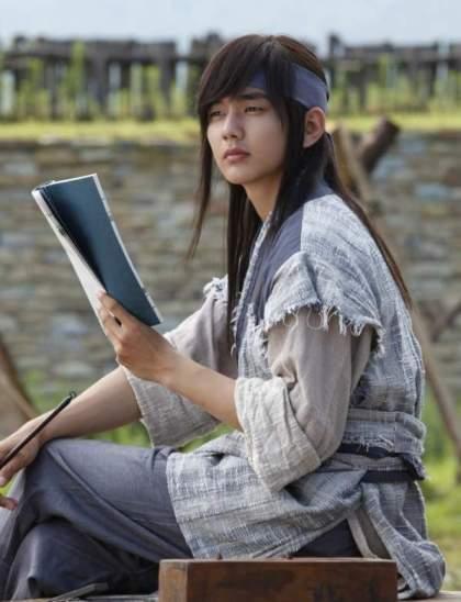 Warrior-Baek-Dong-Soo